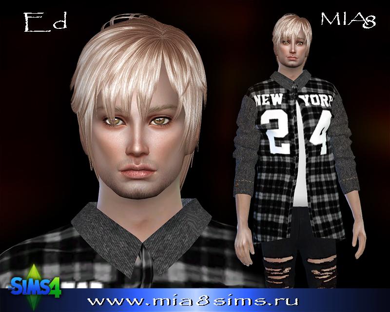 TS4 Sims Models